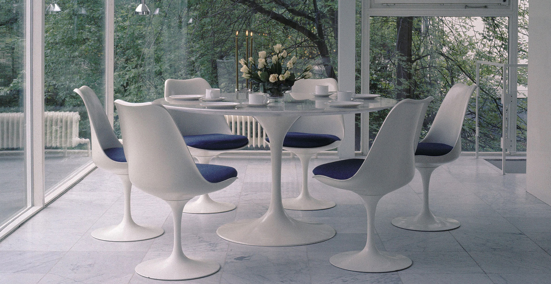 Tulip Chair Saarinen Knoll International