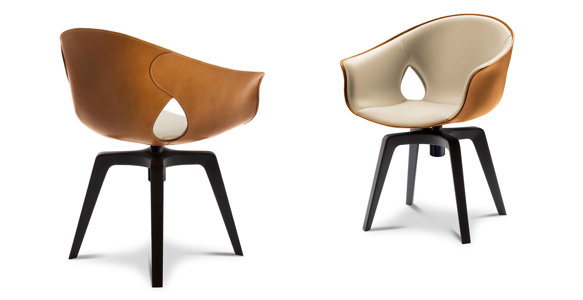 Ginger Poltrona Frau - chairs ginger poltrona frau
