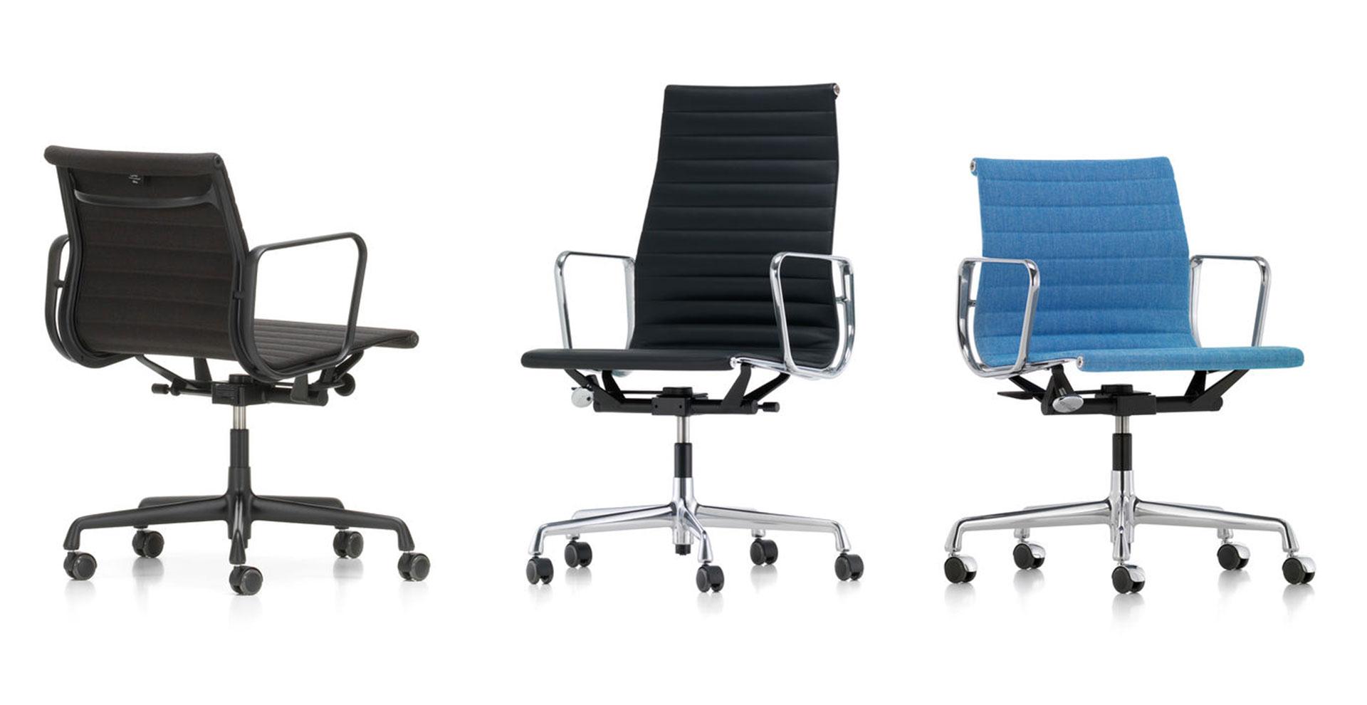 Aluminium group vitra sedie aluminium group vitra for Sedie design vitra