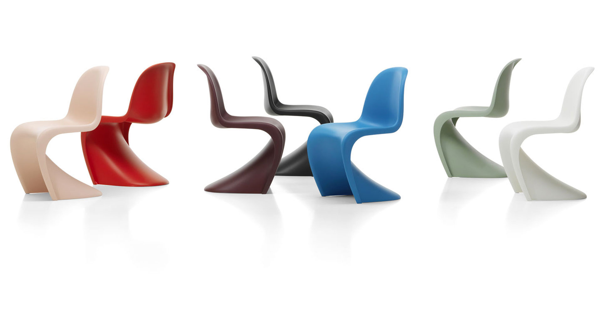 Panton Chair Vitra by Verner Panton - Stühl panton chair vitra
