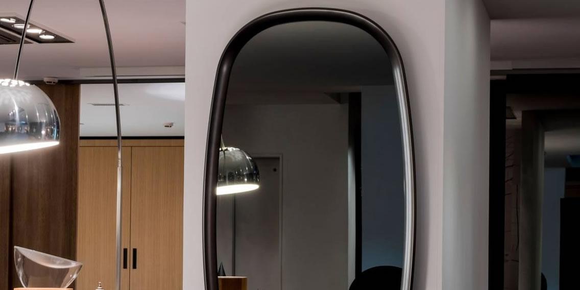 Spiegel Caadre Fiam Italia Psiche Maxalto Reflection Porro Les ...
