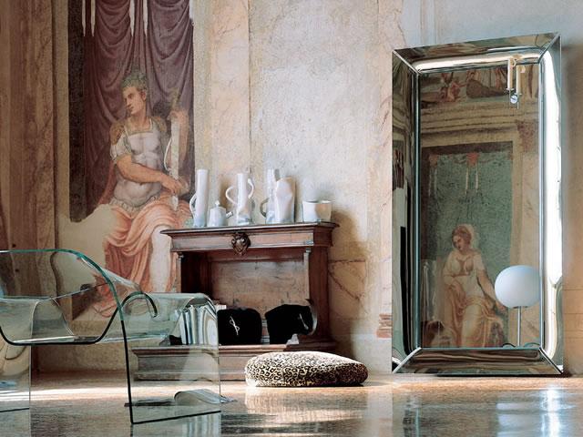 Fiam italia maxalto cassina porro de padova cappellini kartell - Specchio da terra economico ...