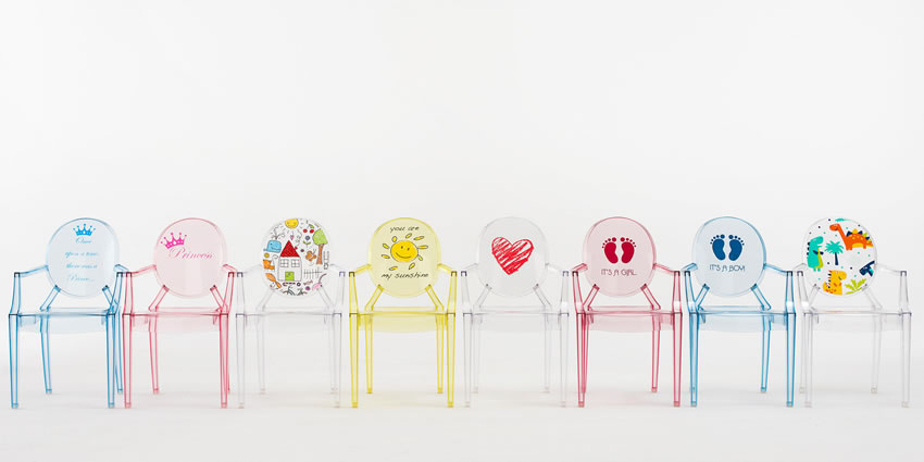 Lou Lou Ghost Special Edition Kartell