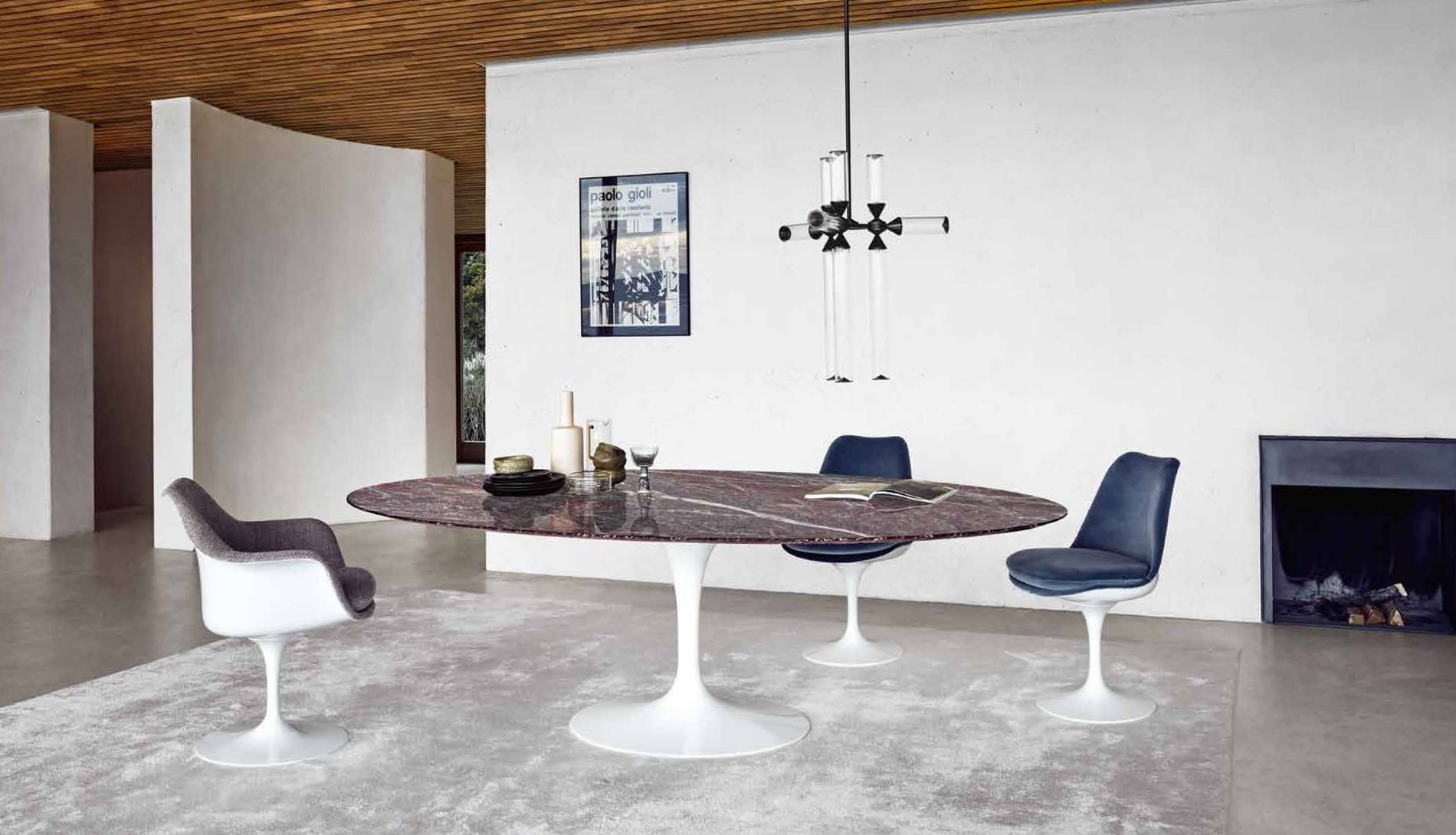 Saarinen New Marbles Knoll International