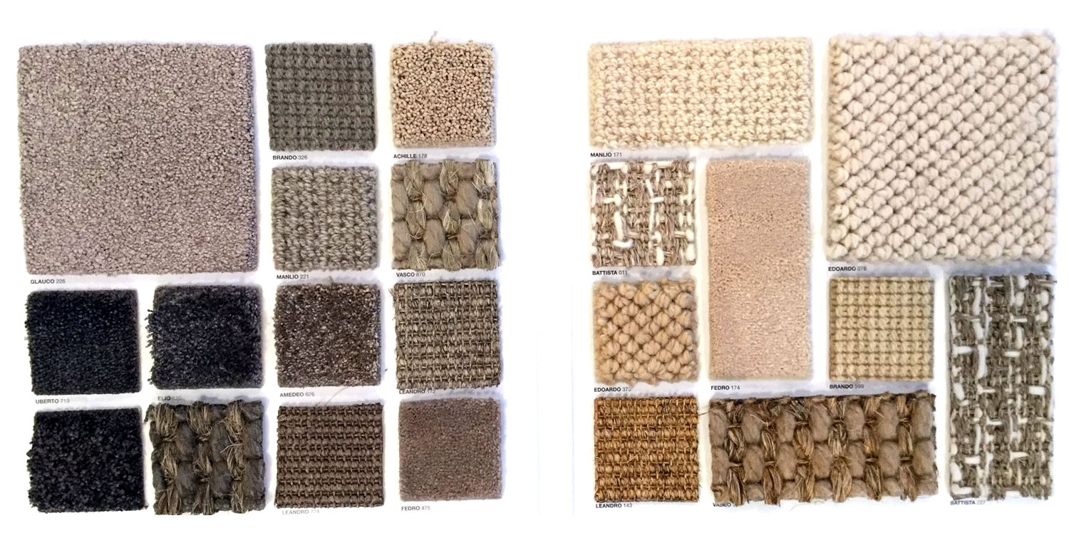 Carpet Collection Flexform