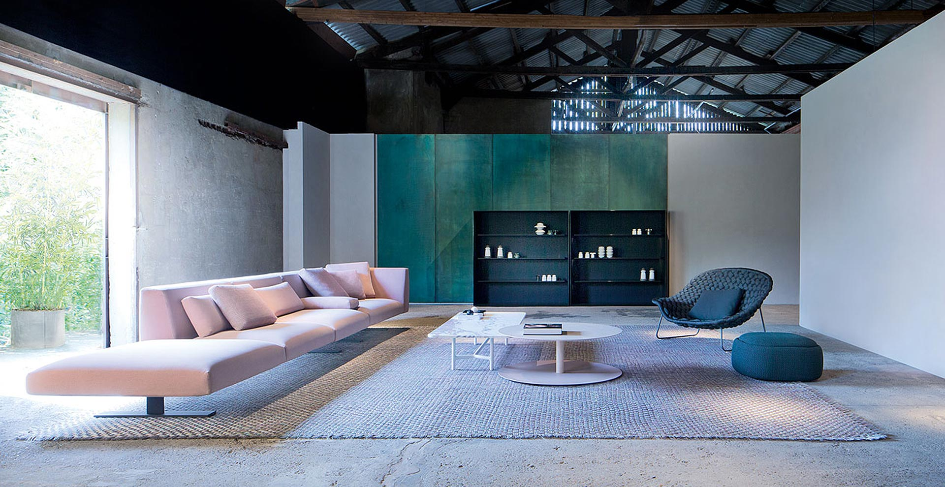 High Tech Paola Lenti - carpets high tech paola lenti