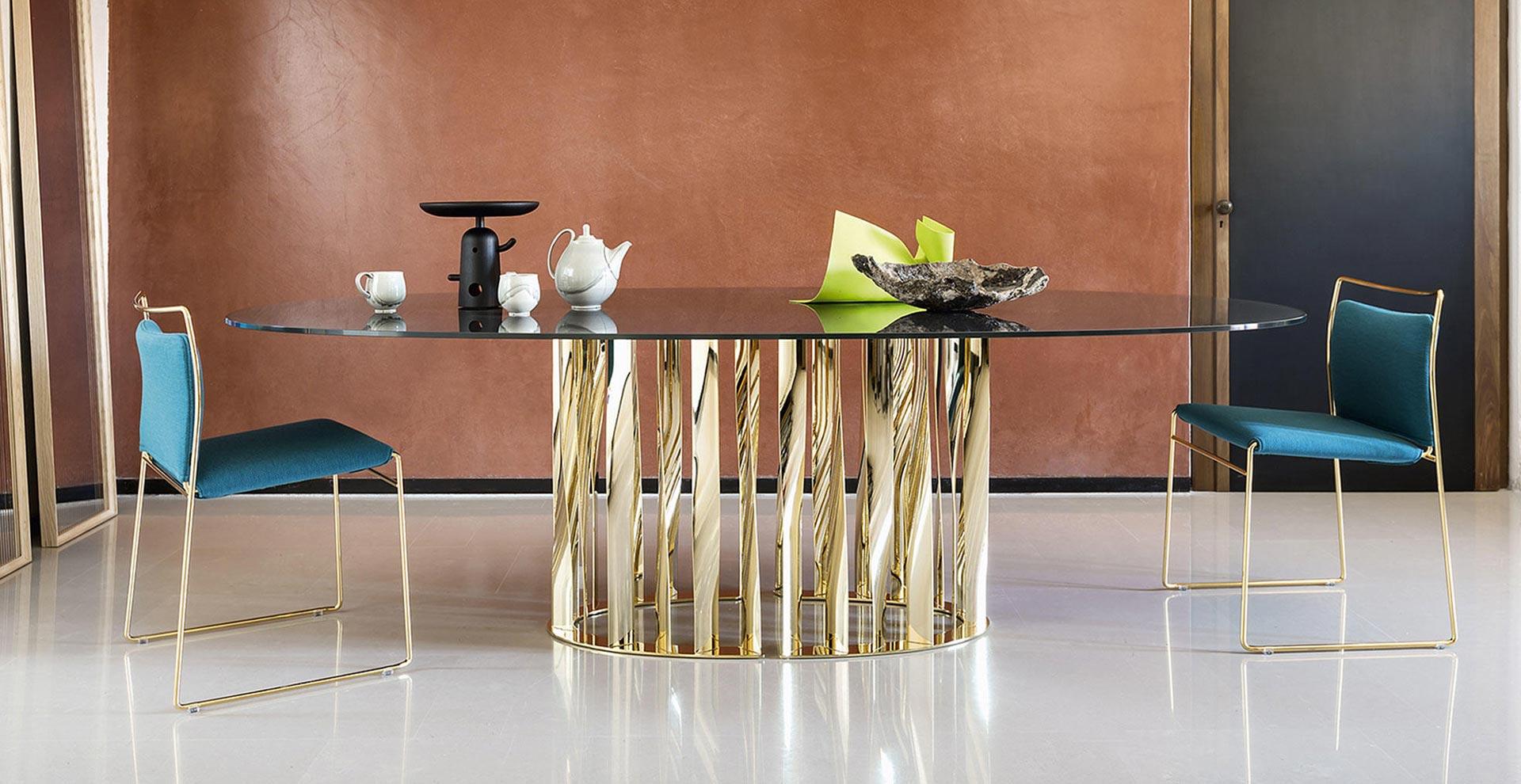 Tavoli Da Pranzo Cassina.Tavoli Cassina Knoll International Poltrona Frau Maxalto Mdf Italia