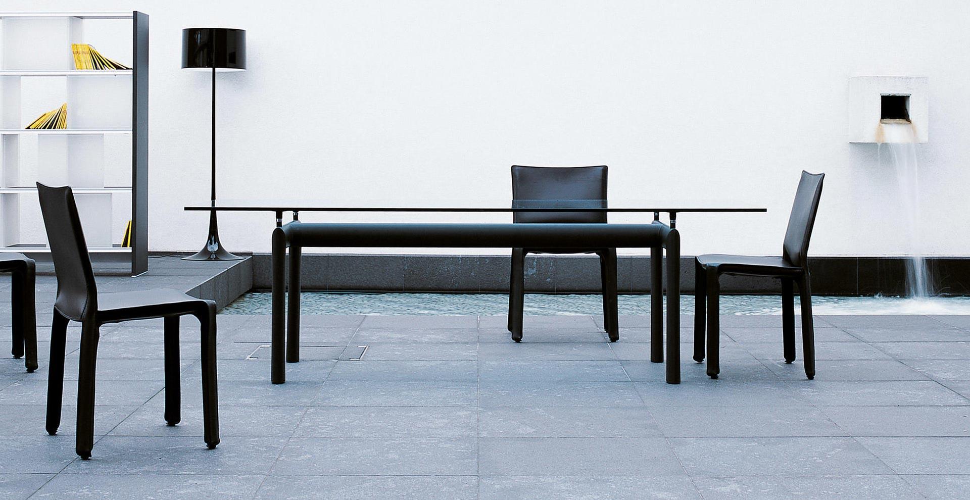 Lc6 cassina table lc6 cassina desk lc6 cassina for Cassina tavoli