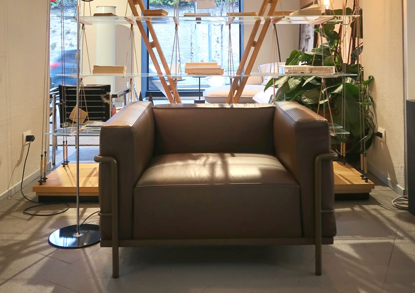 Angebote Sessel Lc3 Le Corbusier Cassina