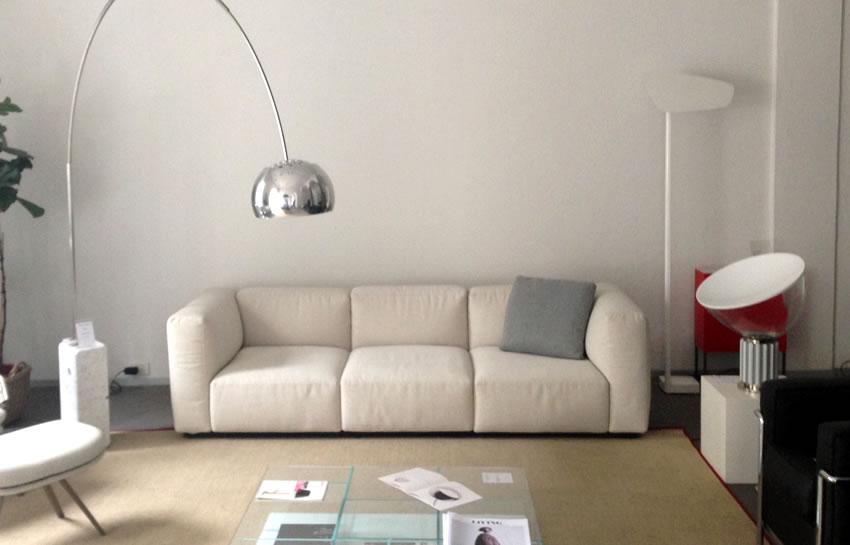 Angebote gerosa design flexform cassina b b italia - Divano le corbusier cassina prezzo ...