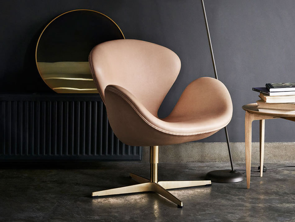 Swan Fritz Hansen 60th Anniversary Collection
