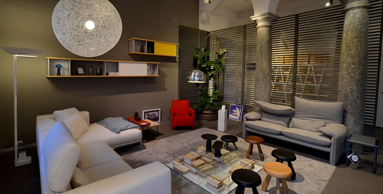 GEROSA DESIGN - Showroom Cassina Como