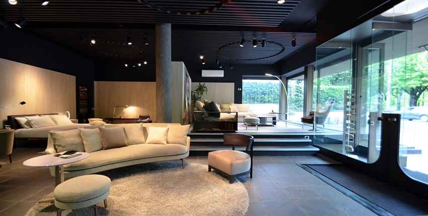 GEROSA DESIGN - Showroom Como Lago