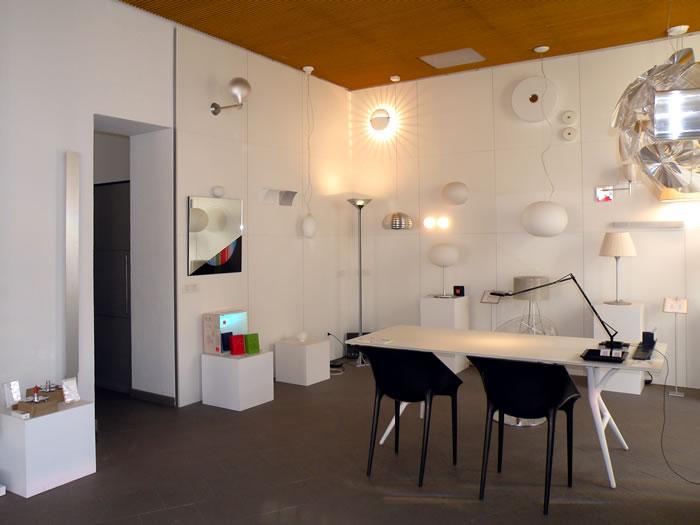 Showroom como luce gerosa design lighting como
