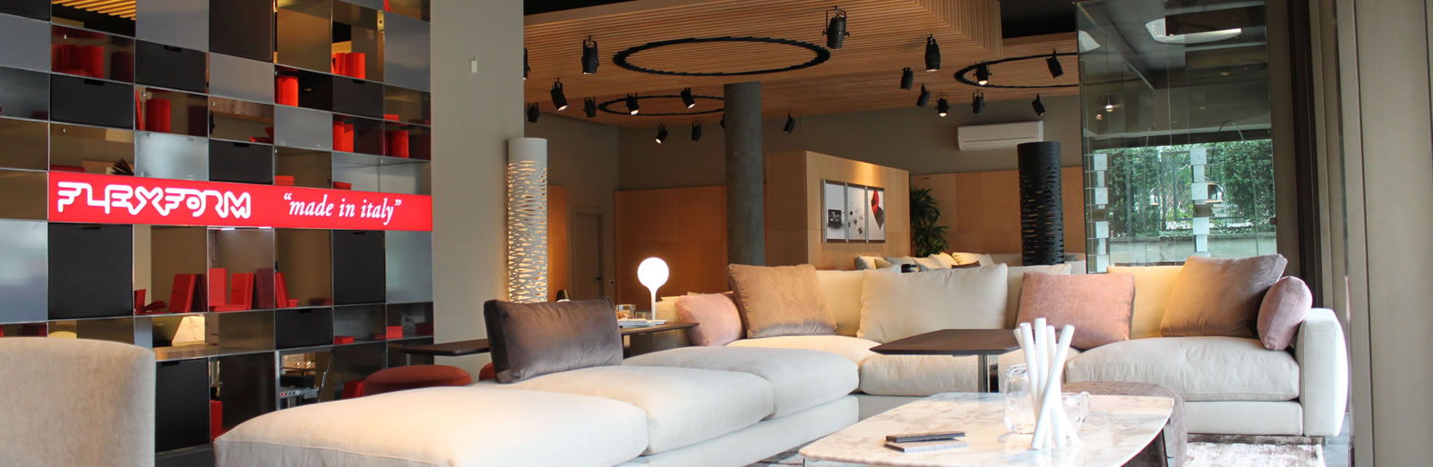Showroom Como Lago - Gerosa Design