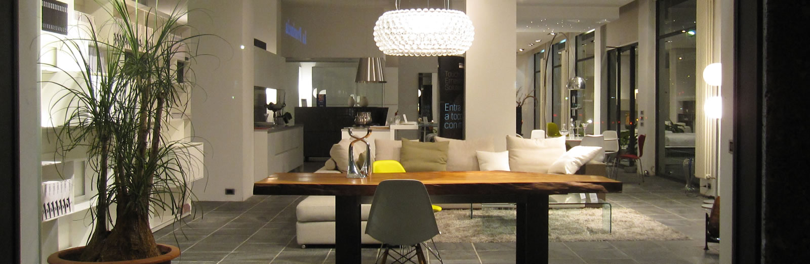 Showroom Villa Guardia - Gerosa Design