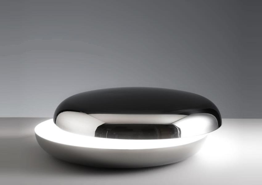 U lampada da tavolo u max ingrand per fontana arte u castiglia