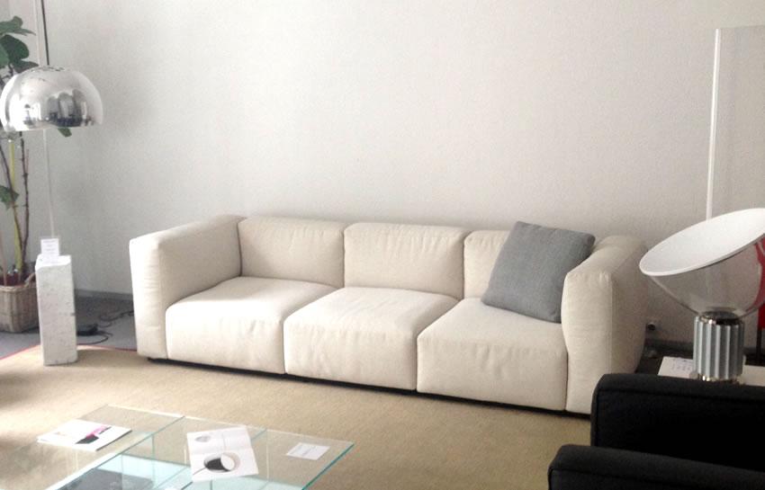 Special offer sofa mex cube cassina for Sofa 400 euro